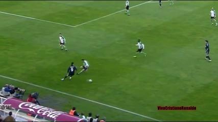 Качество ! Cristiano Ronaldo 2010 Part 4