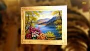 Красиви картини с цветя! ... ( Artist - Anca Bulgaru & Ernesto Cortazar) ...