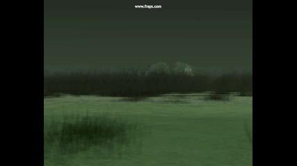Gta San Andreas - Ufo part 2 (horror movie)