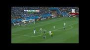 Уругвай срази Англия с 2:1