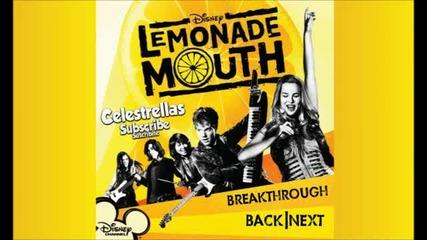 Lemonade Mouth - Breakthrough [лимонадената Банда]