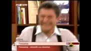 Господари на ефира 08/04/2009 [смях] Юлиан Вучков говори за рекламите