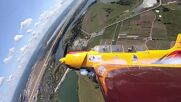 Russia: 'First Flight' pilots perform stunning aerobatics at MAKS Air Show 2021