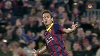 Барселона 2014 - всичко започва отначало