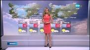 Прогноза за времето (08.08.2015 - централна)