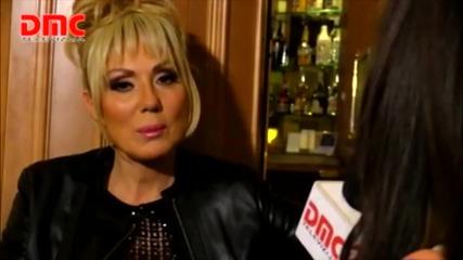 Lepa Brena - Intervju za DMC TV ( Zagreb, 18.5.2015 )