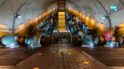 Как ще работят предпазните съоръжения в столичното метро?