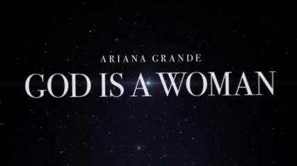 Ariana Grande - God is a woman Lyric Video+превод