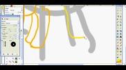 Как да нарисуваме Апъл Джак