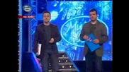 Скандално!!Иван може и да бъде изгонен - не се яви на концерта изобщо!!! - music idol 2 - 07.04.08 GQ