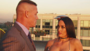 Nikki Bella and John Cena meet for date night and a serious relationship talk: Total Bellas, June 17, 2018