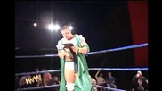 Шеймъс О'шонъси Срещу Вампиро - Irish Whip Wrestling (17.03.2006)