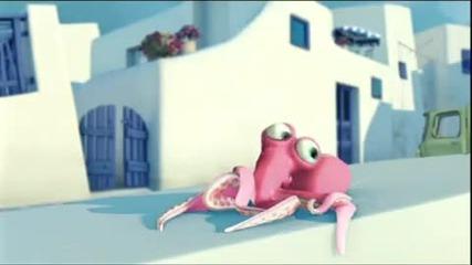 Октоподи!