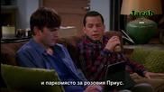 Двама мъже и половина - Сезон 10 Епизод 7 (бг субтитри) | С10 Е07