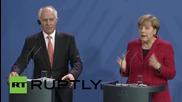 Germany: Merkel defends de Maiziere's decision to reinstate Dublin Regulation