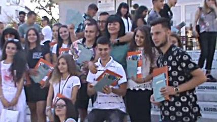 Дипломи 2019 - последни мигове в Зпг