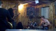 Взрив - Mainacore Агресия (репетиция 15.12.2010)