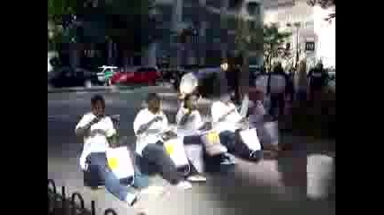 Street Drum Ensemble