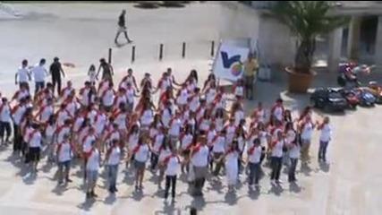 Flash mob гр.варна