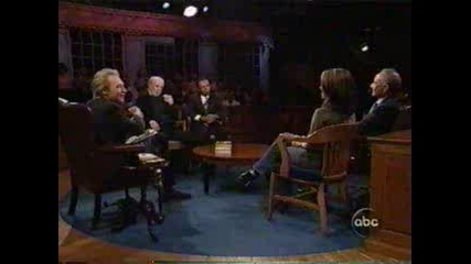 George Carlin on Politically Incorrect Part 1