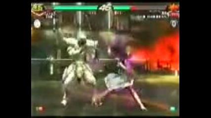Tekken 6 - Alisa vs Yoshimitsu
