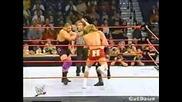 Maven & Al Snow vs. Christopher Nowinski & D - Lo Brown - Wwe Heat 08.12.2002