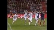 Франция с очакван успех 2:0 над Люксембург