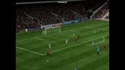 Добър гол на Джо Коул на Fifa 11