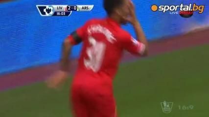 Фантастичен Ливърпул разпиля Арсенал с 5:1