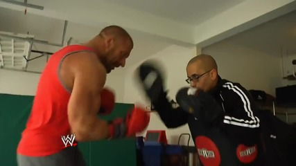 Triple H gives an look at his training camp for Daniel Bryan