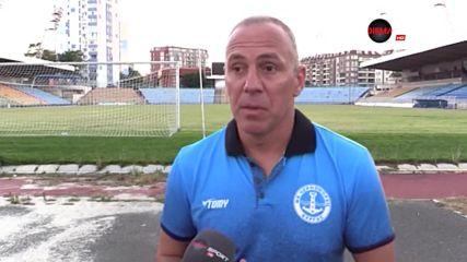 Как се разви дербито на Бургас в Трета лига?