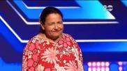 X Factor 25.09.2014 - Валентина Видимо Доволни