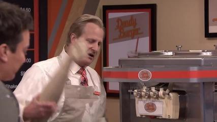 100% Смях! Джим Кери е готвач с изкуствени ръце заедно с Джеф Даниелс