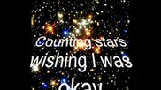 Sugarcult - Counting stars - lyrics