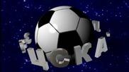 Ц С К А - Левски 3:0 (19.10.2013)