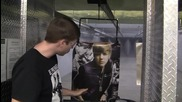 Bieber vs. Desert Eagle