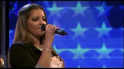 Ivona Zlatic - Sestra po suzama - (Live) - ZG 2013 2014 - 14.12.2013. EM 10.