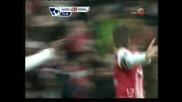 """""""Арсенал"""" победи с 2:0 като гост """"Суонзи"""""""