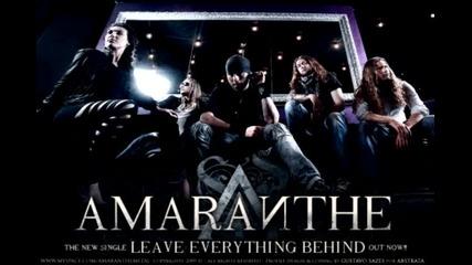 Amaranthe - Leave Everything Behind
