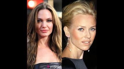 Анджелина Джоли и Наоми Уотс!