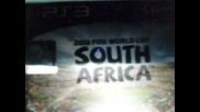 Представянето на Fifa World Cup South Africa 2010 Ps3*