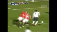 Видео Европейски футбол - Бербатов с отлична игра и непростими пропуски при 0 1 от шампиона