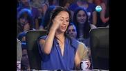 Мъжкар Срази Журито С Глас - X - Factor България! 12.09.2011