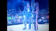 Wwe Smackdown 2003 John Cena Rapping On Vince Mcmahon And Sable