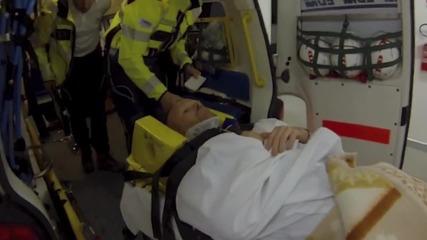 Парашутист оцелява след падане от 300 метра
