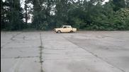 Drift Moskvich V8 3500 ccm