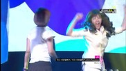 She'z - U U @ Music Core (13.10.2012)
