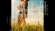 The Last Goodbye - Lara Fabian - Превод