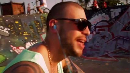 Lucky Man Project feat. Raluka - Dancefloor ( Официално Видео ) + Превод