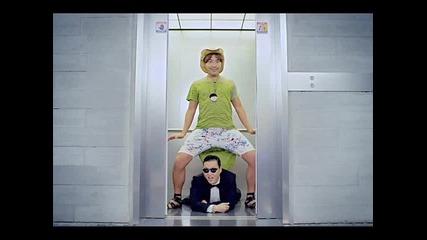 Ромската версия на Gangnam style